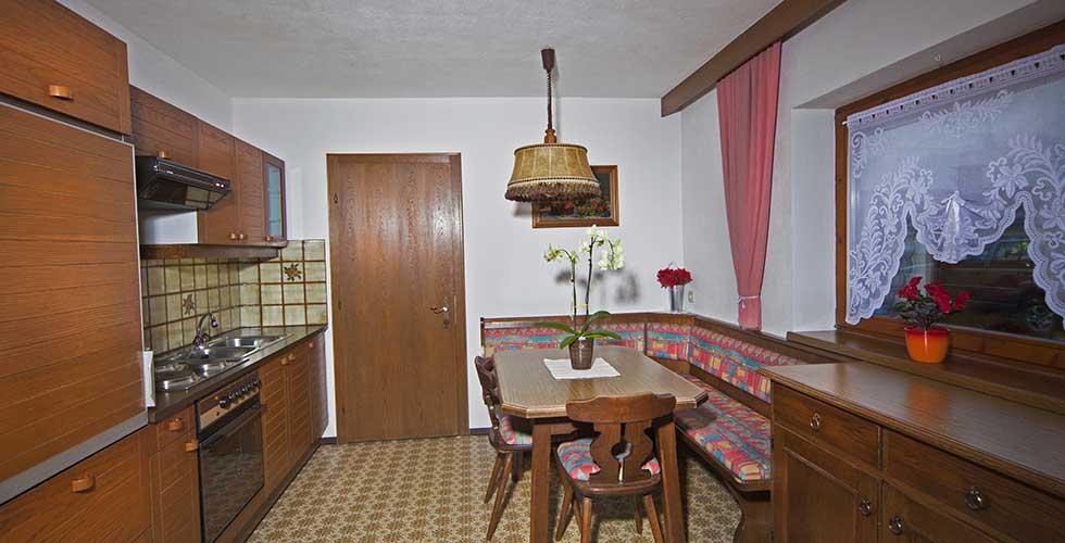 Küche Wohnung C